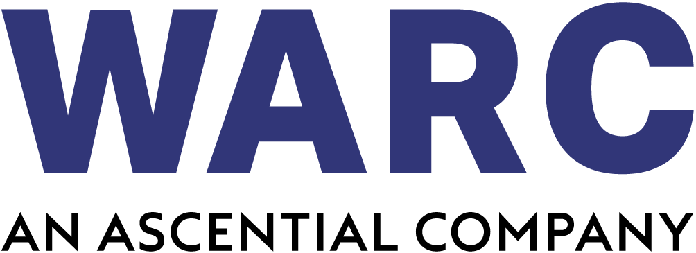 WARC an Ascential company - logo - blue (3)
